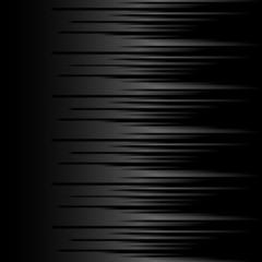 Vektor Hintergrund - Querstreifen - schwarz