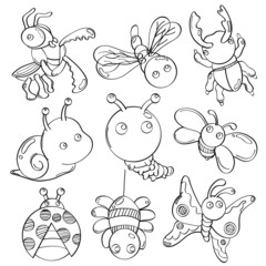 Cutie Insects