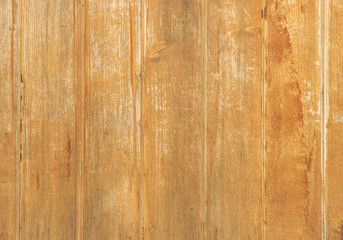 Brown background of wooden planks