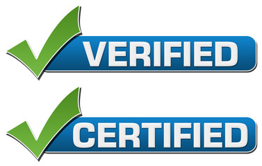Certified Verified Labels
