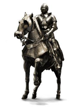 Knight Black - Cavaliere Nero