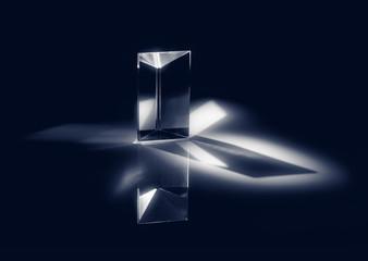 Reflexionen im Prisma