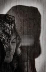 Der Lauscher an der Tür