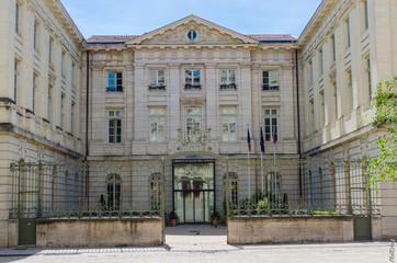 Mâcon, hôtel de ville, mairie, bourgogne, Saône-et-Loire