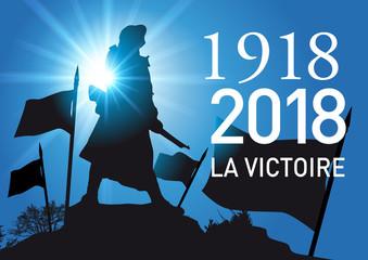 CENTENAIRE 14-18 La Victoire