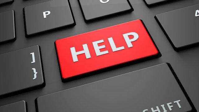 help keyboard