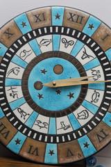 horloge signes zodiaque
