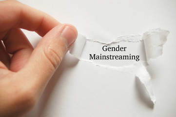 Gender-Mainstreaming