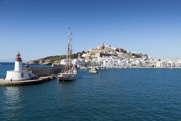 Eivissa ibiza town