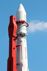 Space rocket Vostok