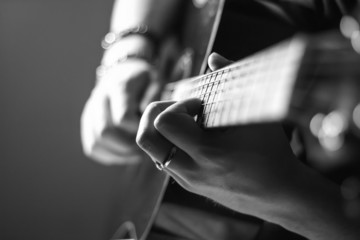 guitar course at home