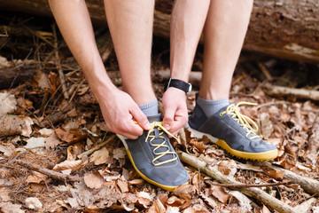 Men's hiking sneakers