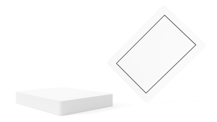 Blank Playing Card and Deck