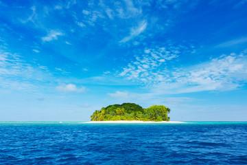 Prachtig tropisch eiland