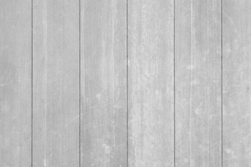 Vintage white wood plank as texture and background.