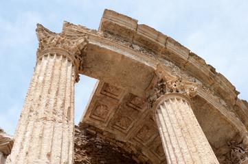 Tivoli Templi di Vesta e di Tiburno