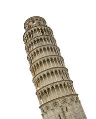 Leaning tower.