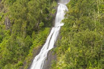 cascade du Voile de la Mariée, Salazie, Réunion