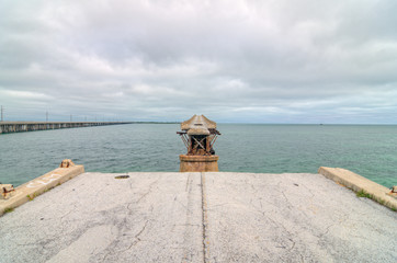 Old Seven Mile Bridge, Florida Keys