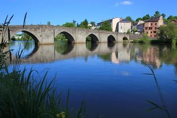 Vieux pont St Etienne à Limoges.(Haute-Vienne)