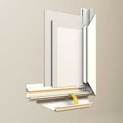aluminum profile frame in the context of