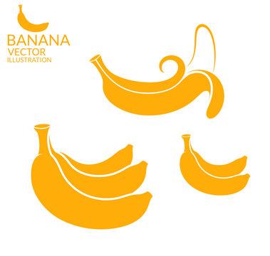 Banana. Set