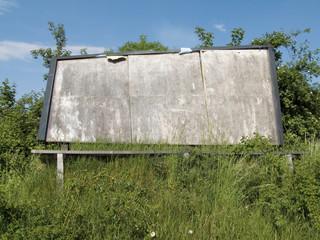 Forgotten Billboard