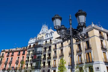 Balcones Plaza de Oriente