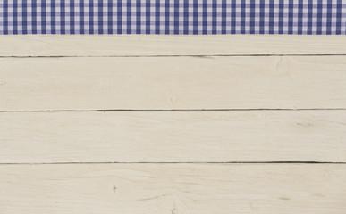 Holztafel leer bayerisch blau-weiss