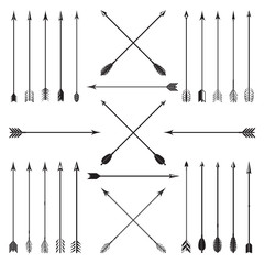 Collection Vector Arrows