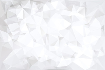Polygonal Background Wall mural