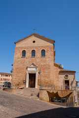 Offagna , Ancona , Marche , Italia