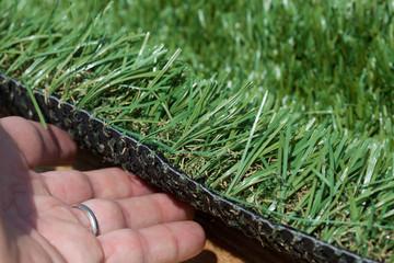Tappeto di erba sintetico