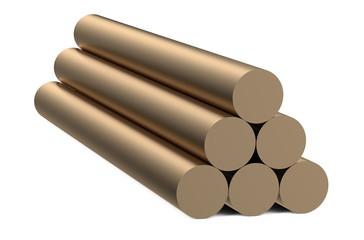 bronze round bars