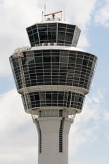Tower, Flughafentower, Flugplatztower, München