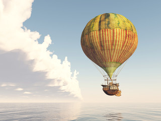 Fantasy Hot Air Balloon