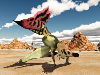 Pterosaur Thalassodromeus