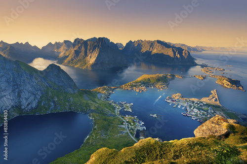 lofoten islands images - HD 2560×1600