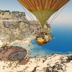 Fantasy Hot Air Balloon