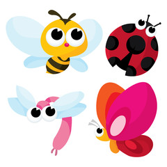 Cute Bugs