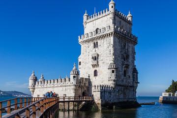 Torre de Belem en Lisboa