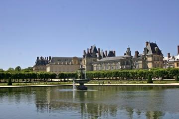 château et parc de fontainebleau_seine-et-marne