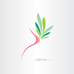 breast cancer healthy breast icon
