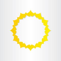 sun sunlight energy icon