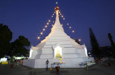 Phra That Doi Kong Mu Temple Mae Hong Son Thailand