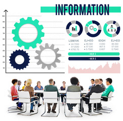Information Learning Info Communication Results Concept