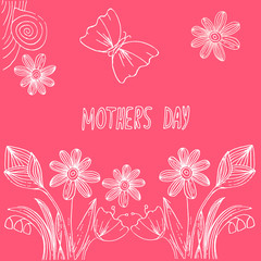 Postcard mothers day