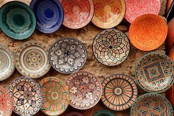 ceramika na targu