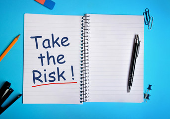 Take the Risk word
