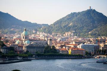 Como City, Italy